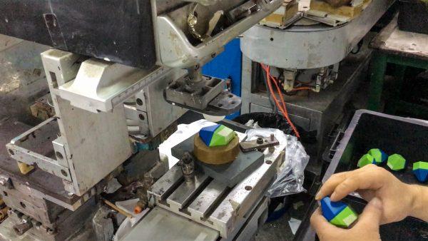 manufacturing beasts of balance pad printing