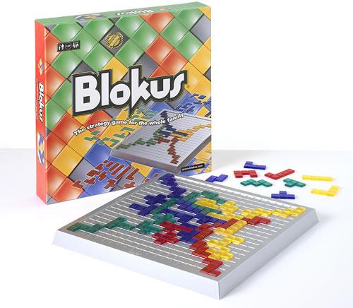 blokus family game