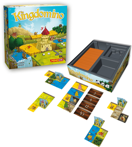 Kingdomino family game