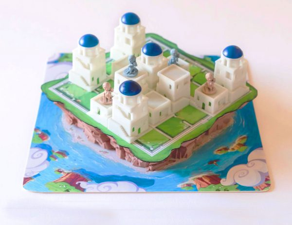 santorini family game