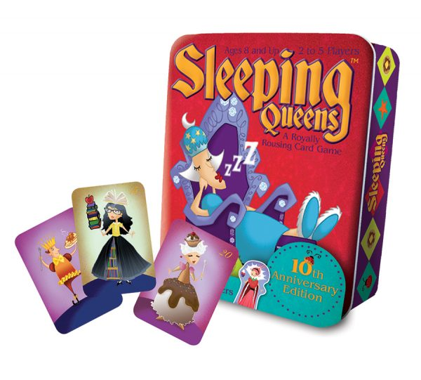 sleeping queens family game