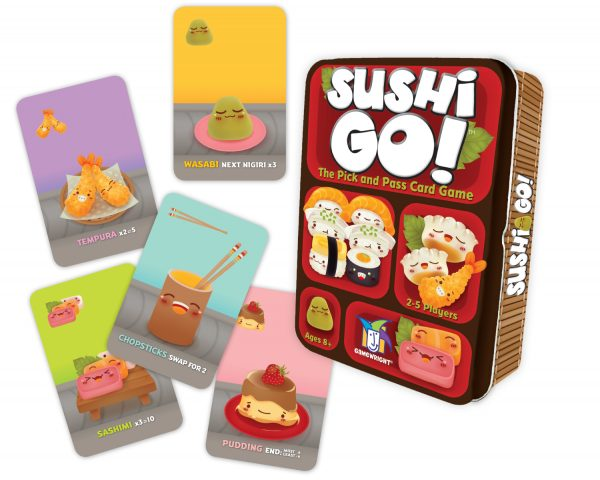 sushi go family games