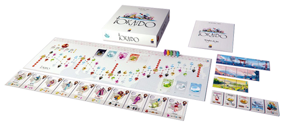 tokaido family game