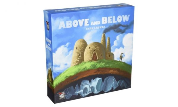 Above and Below , a competitive board game