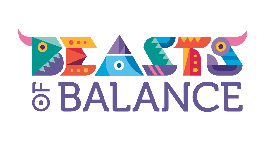 Beasts of Balance is a digital tabletop stacking game