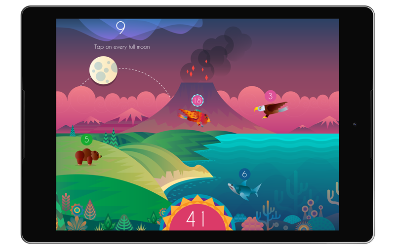 Download the Beasts of Balance hybrid stacking game app from the Android Store