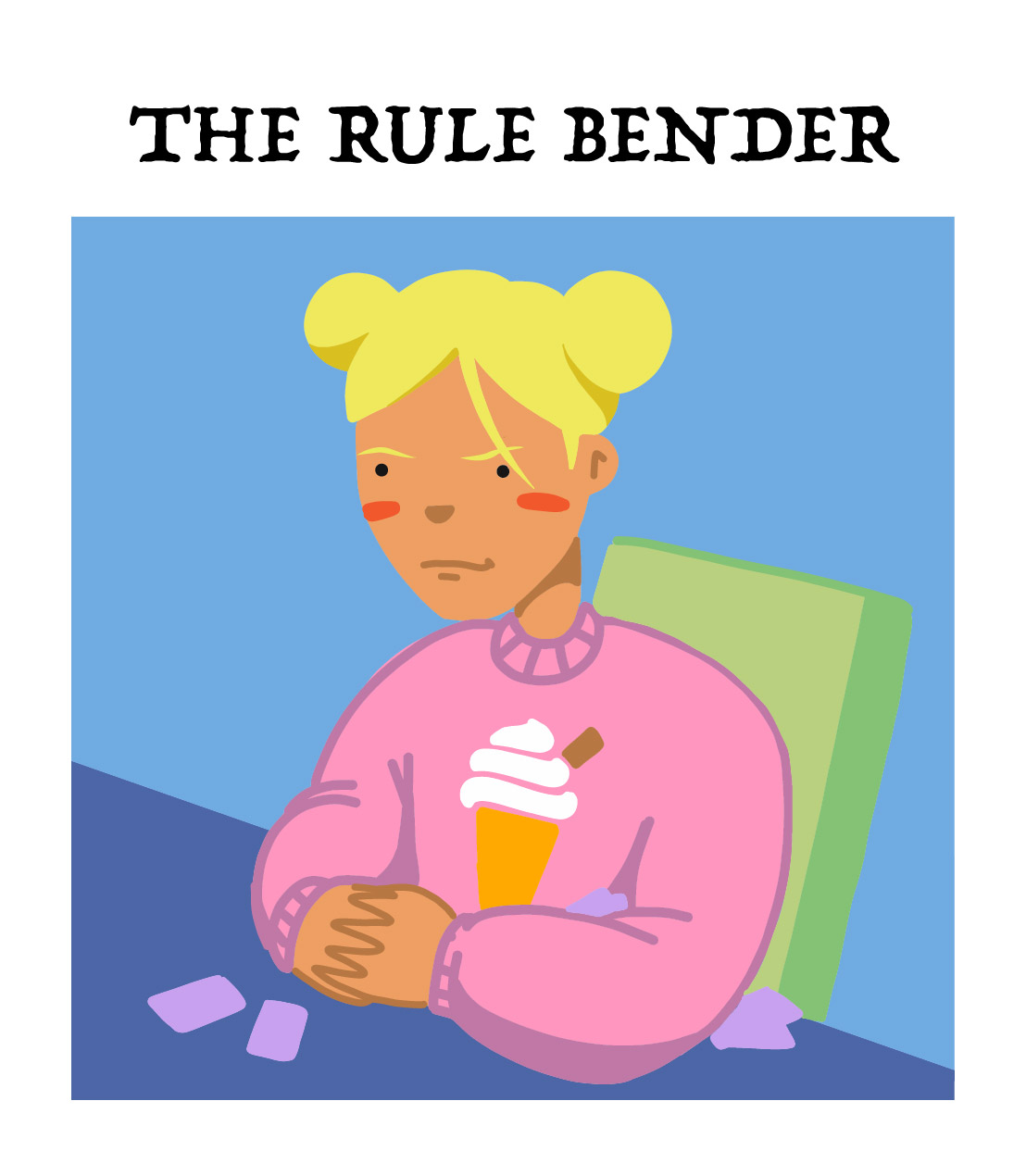the rule bender, type one of the board game players