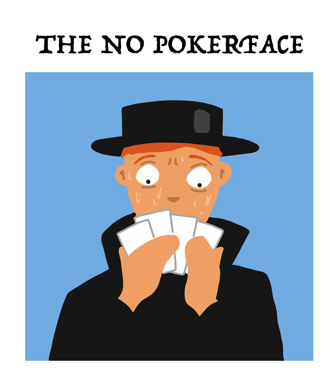 the no pokerface, type of board game player