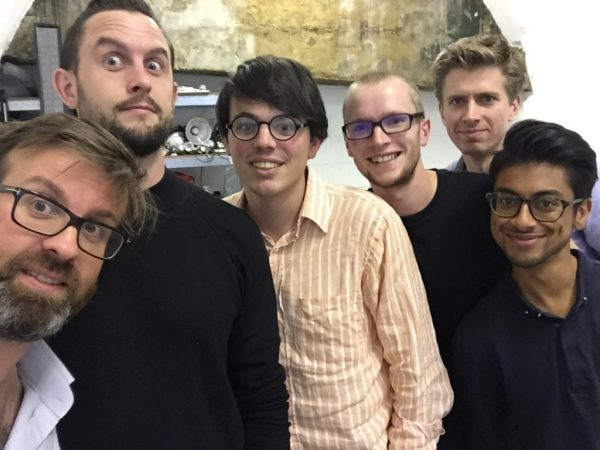 The team behind Beasts of Balance stacking game