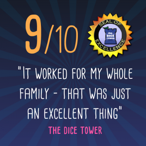 """It worked for my whole family - The Dice Tower Beasts of Balance stacking game review"