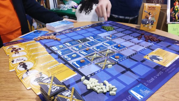 Board Game Word Domination